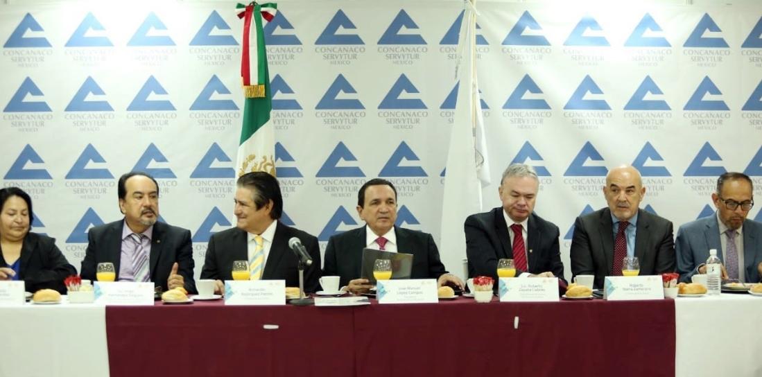 Recursos para promoción turística no deben usarse en Tren Maya: Concanaco