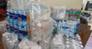 Continúa Issste recolectando ayuda para afectados por lluvias en Sinaloa