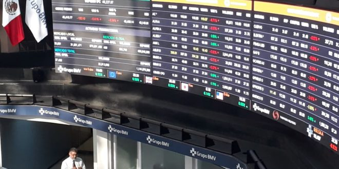 BMV, Bolsa mexicana