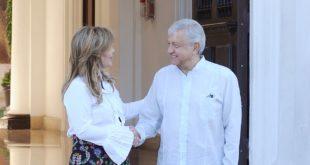 Garantiza AMLO trabajar con Pavlovich en beneficio de Sonora