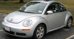 Volkswagen manda a volar a su 'escarabajo'