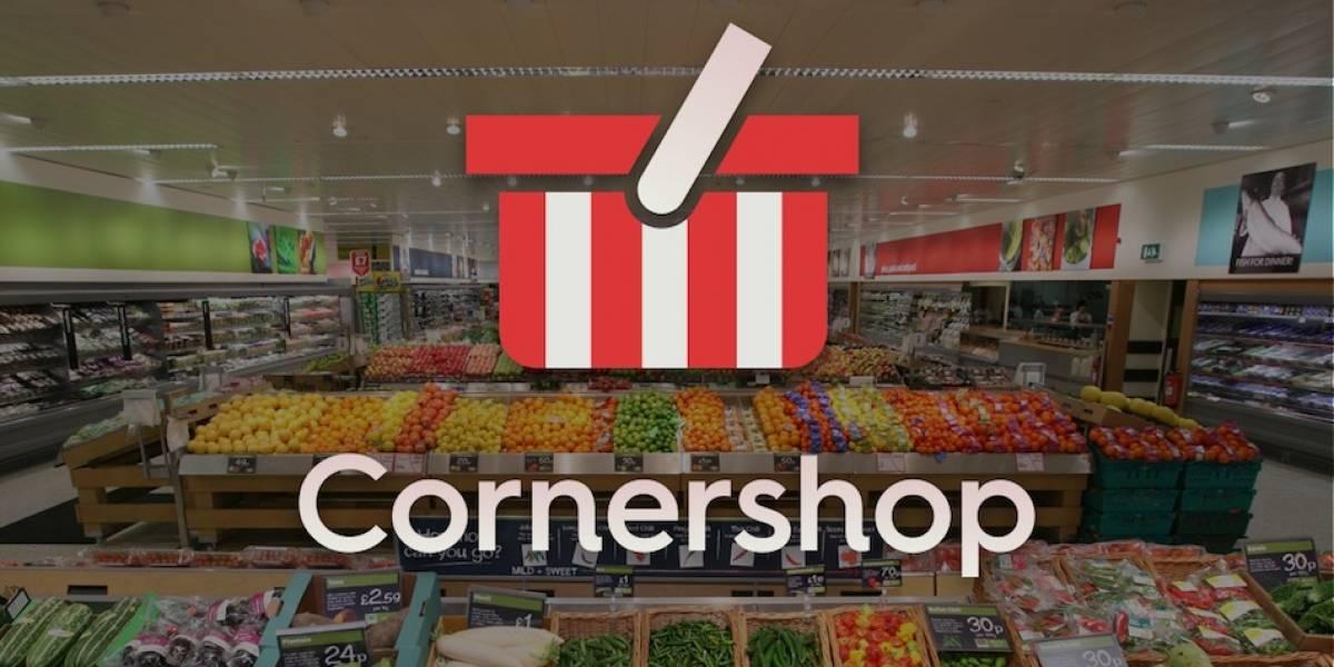 Adquiere Walmart a Cornershop