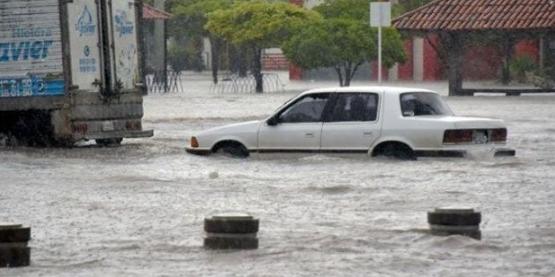 Emergencia en cuatro municipios de Sinaloa por tormenta tropical 19-E