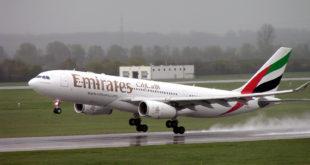 Desiste Emirates de operar en México en temporada de invierno