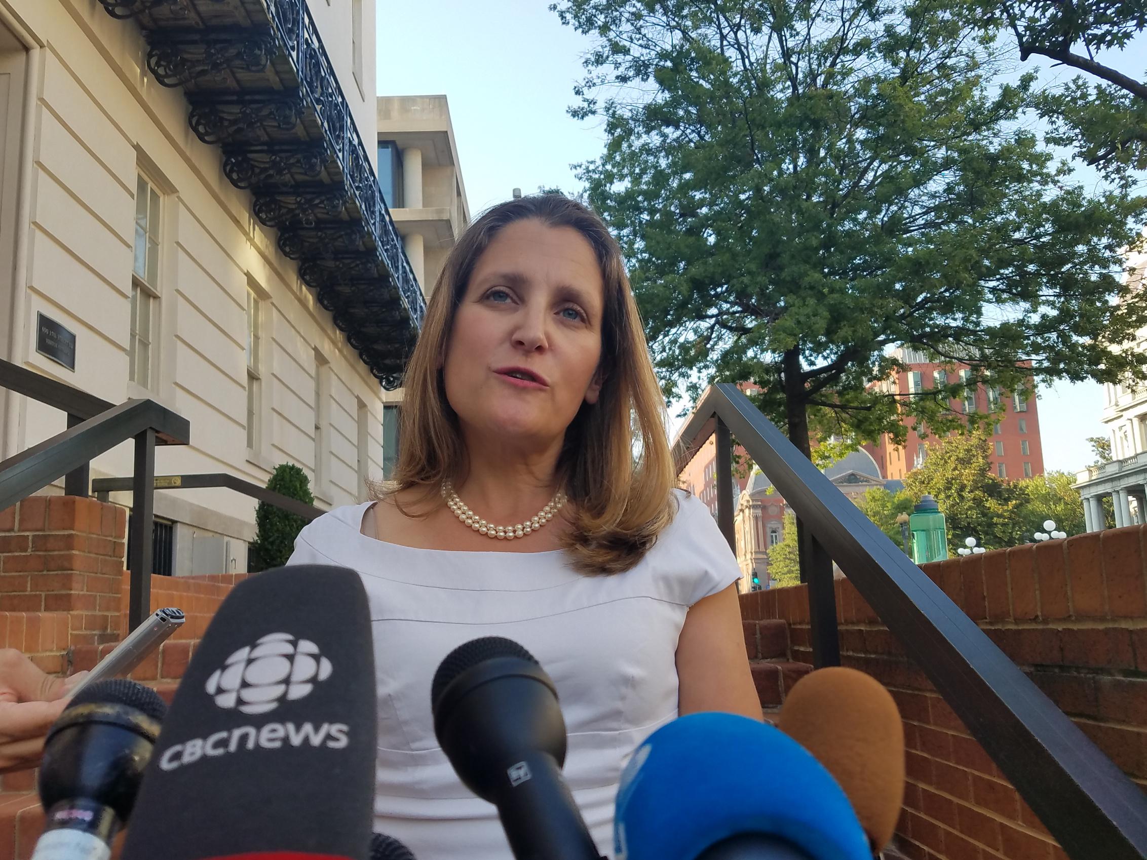 Canadá, ansiosa por tener negociaciones constructivas con EU