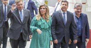 Apoyan gobernadores programa fiscal de AMLO para la frontera norte
