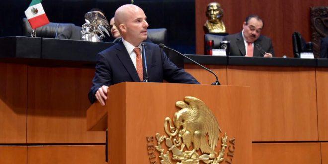 Gobierno entrante heredará economía resistente, asegura González Anaya
