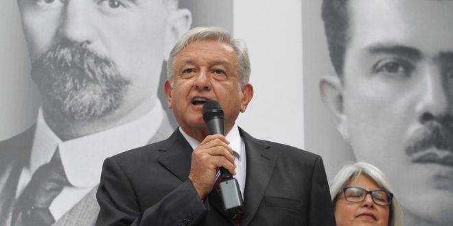 López Obrador se reúne con embajador ruso en México