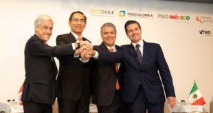 Debe libre comercio beneficiar a pymes y emprendedores: Peña Nieto