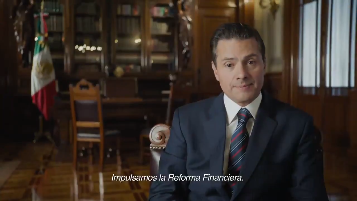Reformas llevarán a México a ser una gran potencia, asegura Peña