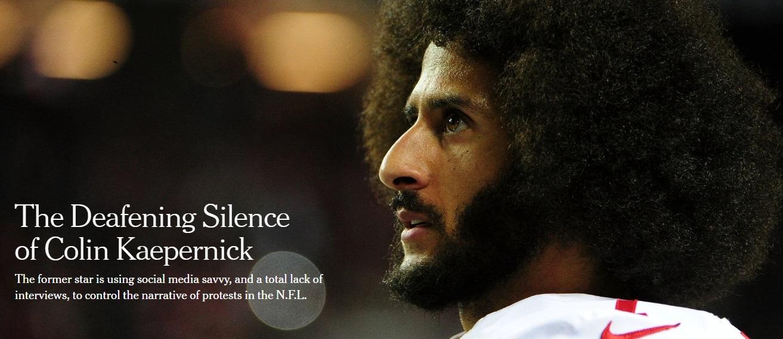 Comercial de Kaepernick se transmitirá en la NFL