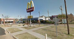 Tiroteo en McDonald's de Alabama deja 4 heridos y un muerto