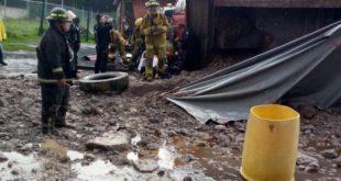 Mueren dos personas en accidente en la México-Toluca