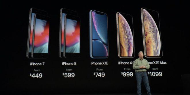 """Tener el Iphone más """"fregón"""" cuesta hasta 13 salarios mínimos"""