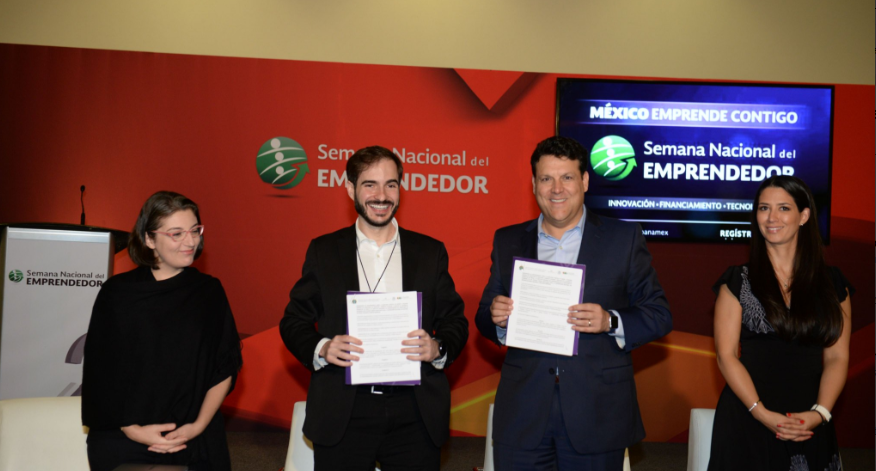 México y Brasil firman entendimiento para impulsar mipymes