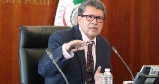 Retomará Monreal iniciativa para bajar tarifas bancarias