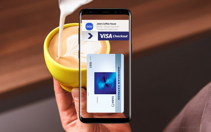 Supera Samsung Pay las 1,300 millones de transacciones a nivel mundial