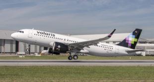 Despega tráfico de Volaris 10.2% durante agosto por vacaciones