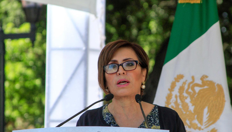 Destaca Robles la reforma urbana durante la administración de EPN, Rosario Robles