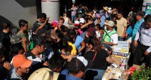 Pedirá Morena a Hacienda recursos para la caravana migrante