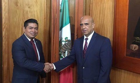 Estrechan lazos San Luis Potosí y Guatemala