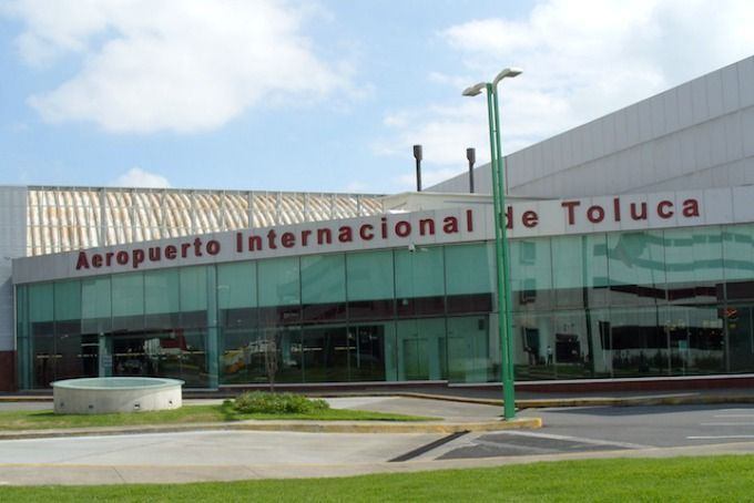 Triplicaría Aeropuerto de Toluca capacidad de usuarios con segunda pista