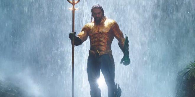 Warner lanza nuevo trailer de Aquaman