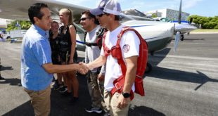 Impulsa Carlos Joaquín promoción turística de Q. Roo en Washington