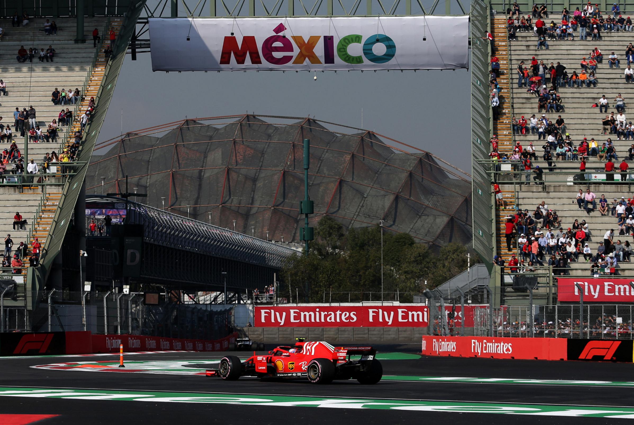 Sheinbaum reconoce beneficios de la Fórmula Uno pero revisará contratos, Gran Premio