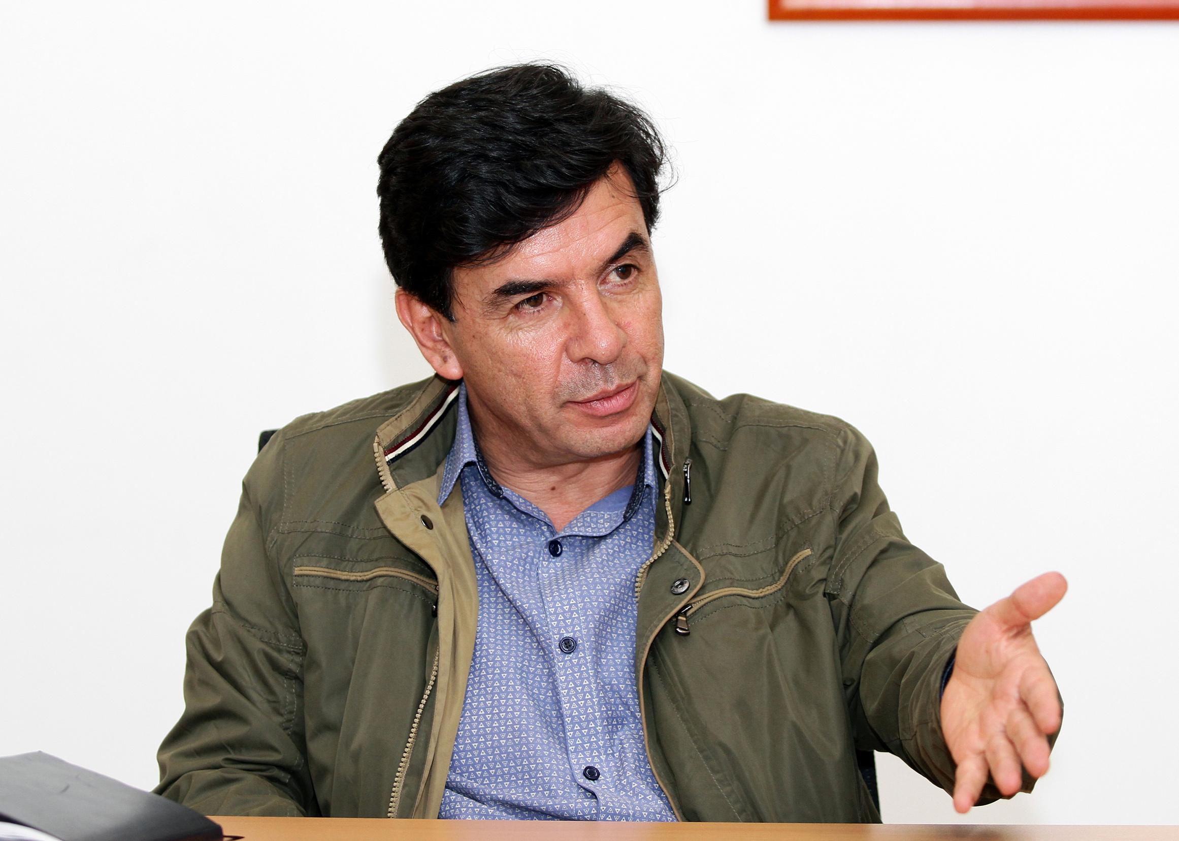 Jesús Ramírez, Covid-19