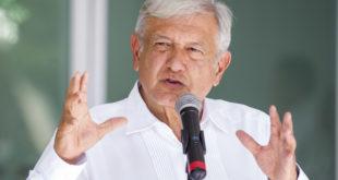 Inversiones en el NAIM, garantizadas: López Obrador