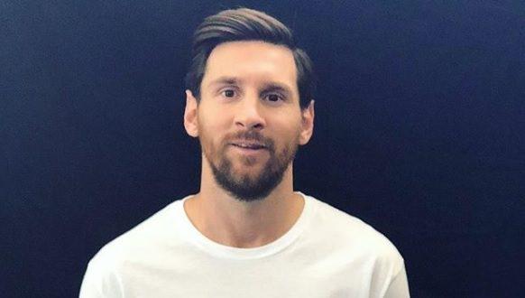 Messi 'ficha' con el Cirque du Soleil