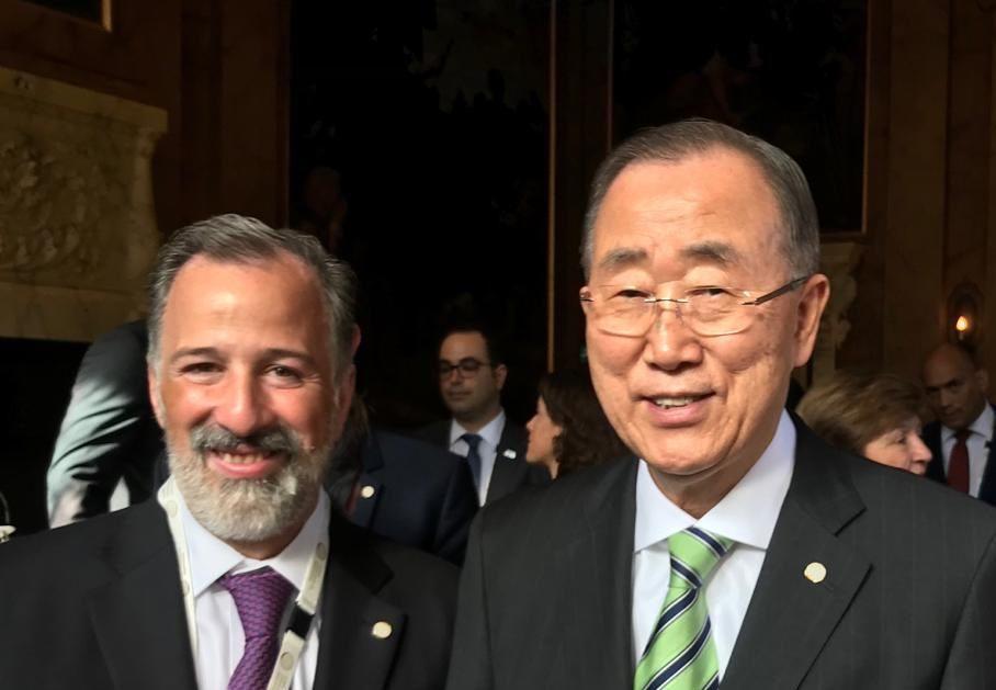 Nombran a Meade miembro de Comisión Global de cambio climático