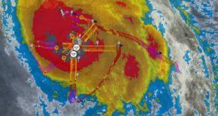 """Michael, """"extremadamente peligroso"""": Centro Nacional de Huracanes de EU"""