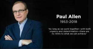 Fallece Paul Allen, cofundador de Microsoft