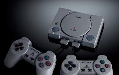 Anuncia Sony lista de juegos precargados en mini PlayStation Classic