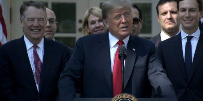 Trump: USMCA, el acuerdo más importante en la historia de EU