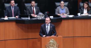 México enfrentó los retos con EU con claridad en objetivos y límites: Videgaray