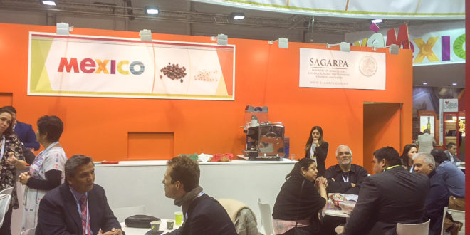 Venden empresas mexicanas 60 mdd en feria agropecuaria en Francia