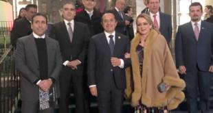 """Reconocen a Carlos Joaquín con el premio """"Hombres y Mujeres de la Casa 2018"""""""