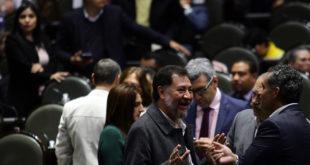 Avalan Diputados ley que establece creación de la SSP y 'superdelegados'