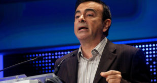 Destituye Nissan a su presidente Carlos Ghosn