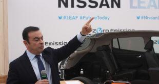 Arrestan a Carlos Ghosn, presidente de Nissan, por supuesto fraude fiscal