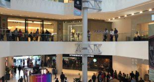 Reabre sus puertas centro comercial Galerías Coapa, centros comerciales, coronavirus