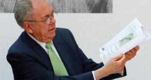 Listos los estudios y el plan maestro para Santa Lucía, dice Jiménez Espriú