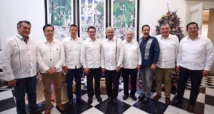 AMLO y gobernadores se reúnen previo a presentar Plan Nacional de Refinería