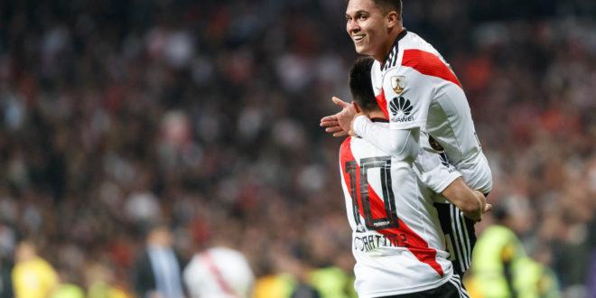 River Plate se lleva la Copa Libertadores en tiempo extra