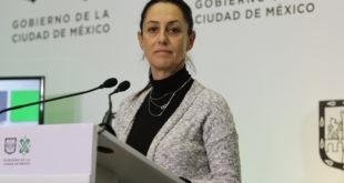 Confirma Sheinbaum recorte de personal en el Gobierno de la CDMX, desvío