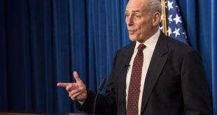 John Kelly dejará su cargo como jefe de Gabinete de la Casa Blanca