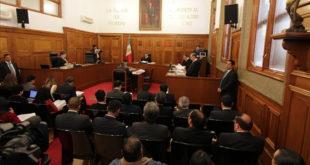 Van cuatro ministros por presidencia de la SCJN